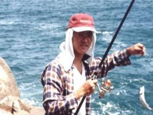 一寸綱帶戰勝鮫魚